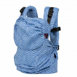 Emeibaby Easy Babysize Leaves Blue