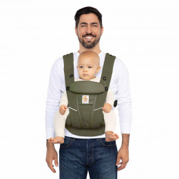 Ergobaby Omni Breeze Olive Green, baby carrier