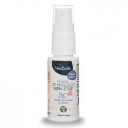 Huile de massage Bien-Être Bio Néobulle Spray 20 ml