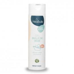 Néobulle gel bulle de bébé lavant corps et cheveux, toilette et change