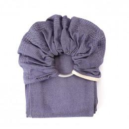 Néobulle Sling Bleu Cobalt coton bio - Écharpe de Portage Sling