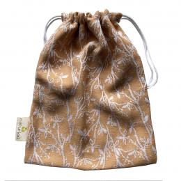 Naturioù small bag Nature Ocre