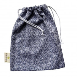 Naturioù small bag Blue Diamant