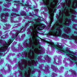 Yaro Slings Pussycat Ultra Purple Green All Tencel - Ring Sling