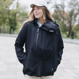 Love And Carry Jacket at Portage and Pregnancy Softshell