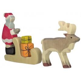 Cadeaux de Noël en bois par Holztiger