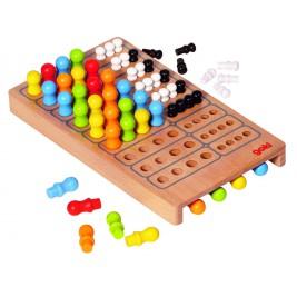Game Master Logic Goki basic wood