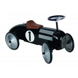 Porteur voiture argent noir Goki