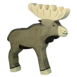 Elan en bois Holztiger