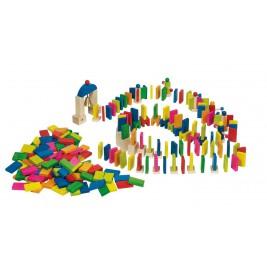 Rally dominoes Goki 247 parts