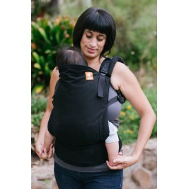 Porte-bébé Tula physiologique Toddler Urbanista Noir
