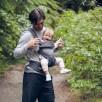 Papa et bébé Porte-bébé Ergobaby 360 Cool Air