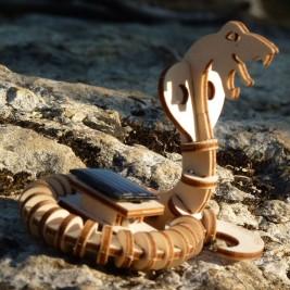 Model the cobra solar Héliobil