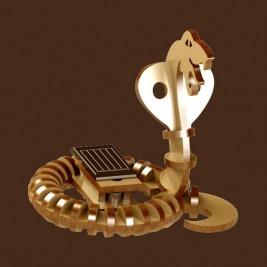 Maquette le cobra solaire Héliobil