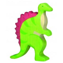 Spinosaure dinosaure Holztiger