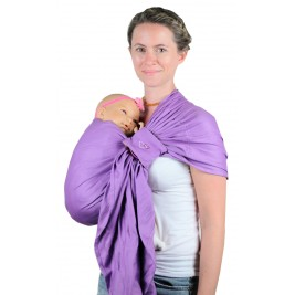 Ring sling Daïcaling Orchidée Ling Ling d'Amour