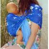 SUKKIRI Sling bleu à étoiles