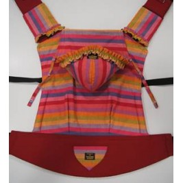 Porte-bébé Madame Googoo Classic Full Buckle Stripy