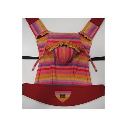 Porte-bébé Madame Googoo Classic Full Buckle Stripy