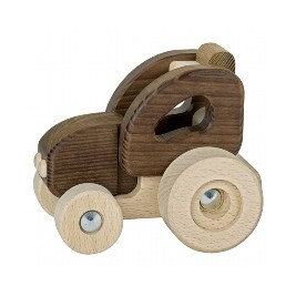 Tractor wood Goki Nature