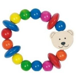 rattle heimess first age: teddy bear
