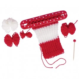 Cadran à tricoter
