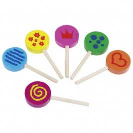 Lollipops wood Goki