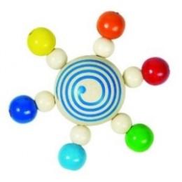 spinning top bead heimess