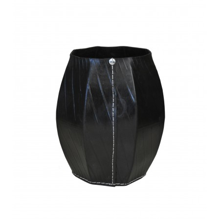 Jar octagonal ø45 tire recycled Tadé