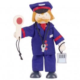 Doll flexible Goki - Driver