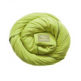 Manduca Wrap Sling Lime