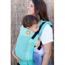 Baby carrier TULA Standard Coast Maze Micro-ventilated