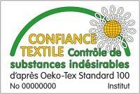 Logo du label Oko test pour Storchenwiege