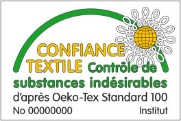 La basic echarpe de JPMBB aux normes Oeko-tex