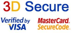 Logo 3 d secure