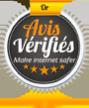 sceau qualité Or Avis vérifiés