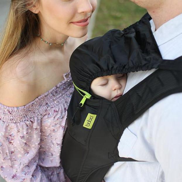 Nouveau porte-bébé boba air noir 2017