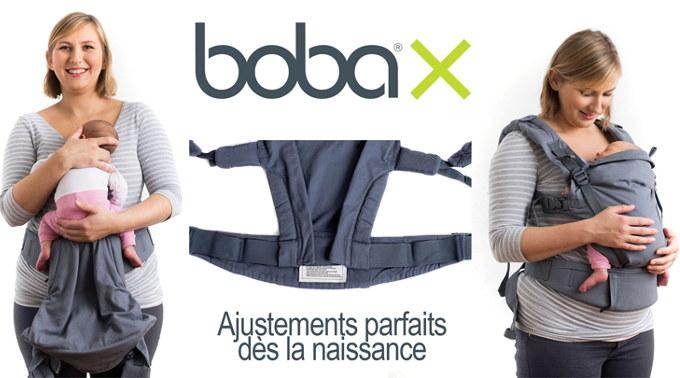 Position nouveau-né Boba X