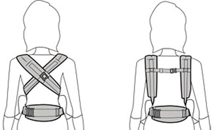 Ergobaby Adapt porte-bééb physiologique confort