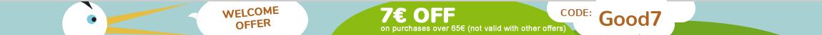 Discount code Ergonomic baby carrier Tula, Boba, Ergobaby