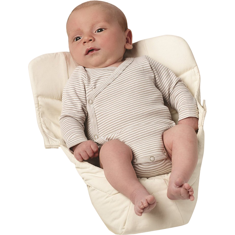 insert easy snug ergobaby plus confortable