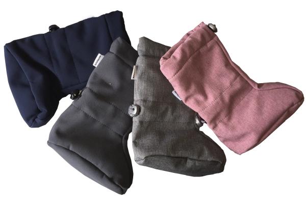 4 coloris des chaussons
