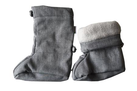 photos interieur chaussons