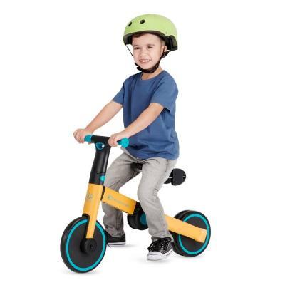 Kinderkraft 4Trike Vélo évolutif - draisienne jusqu'à 4 ans
