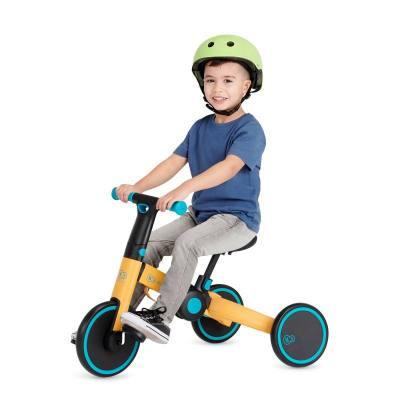 Kinderkraft 4Trike Vélo évolutif - tricycle avec pédales jusqu'à 5 ans.