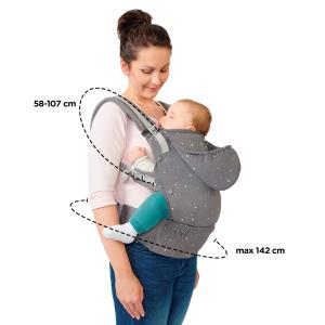 dimension porte-bébé