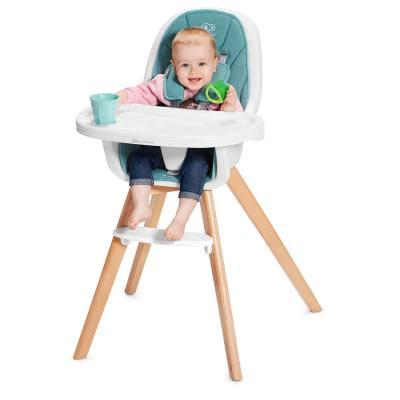 Kinderkraft TIXI Chaise haute bébé pour les repas