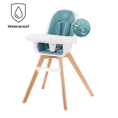 Chaise haute ultra facile à nettoyer