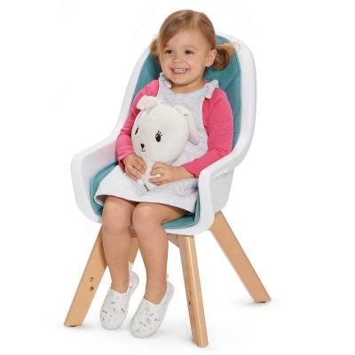 Kinderkraft TIXI Chaise basse TIXI pour les enfants plus âgés