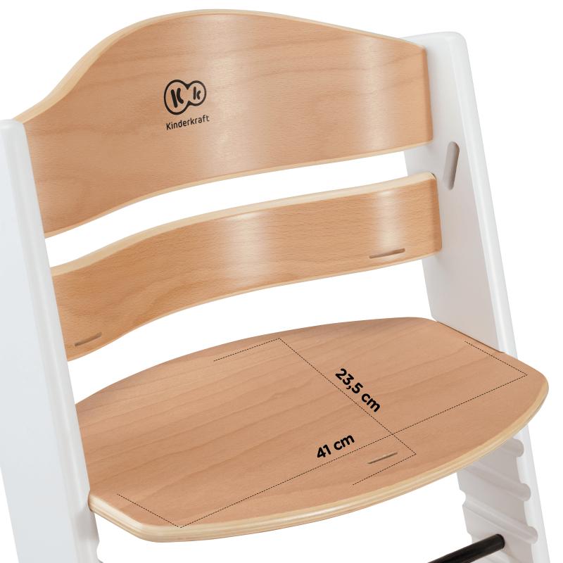 dimensions assise de la chaise Enock